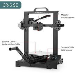CR-6 SE 3D Yazıcı - Thumbnail