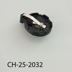 CR2032 Coin Cell Holder - 20x0x8.6mm - Thumbnail