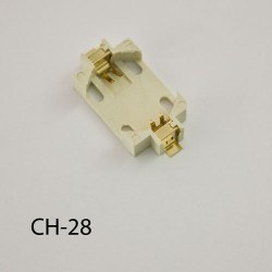 CR2032 Coin Cell Holder - CH-28-2032 - Thumbnail
