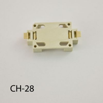 CR2032 Coin Cell Holder - CH-28-2032