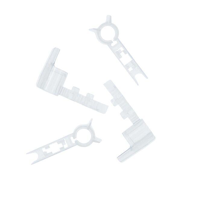 Crazyflie 2.0 7 mm Yedek Motor Bağlantı Aparatı - 4'lü Set