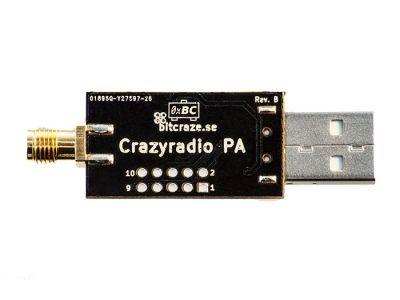 Crazyradio PA -Long Range 2.4Ghz Antenna Usb Adapter