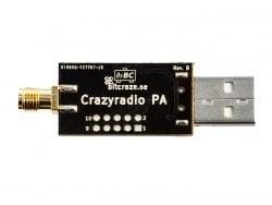 Crazyradio PA - Uzun Mesafe 2.4 Ghz Antenli Usb Adaptör - Thumbnail