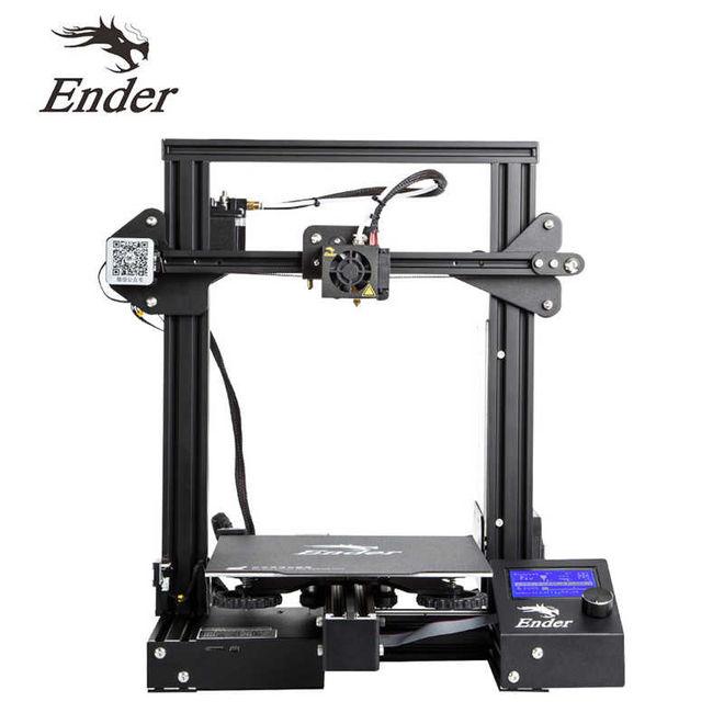 Creality 3D Ender 3 Pro (Montajlı)