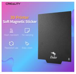 Creality Ender 3 Serisi Manyetik Baskı Tablası - 235x235x1mm - Thumbnail