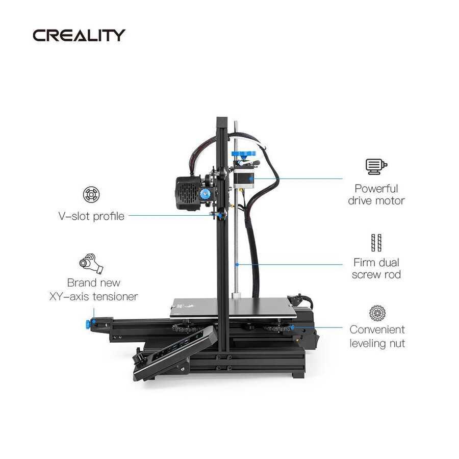 Creality 3D Yazıcıları İncelemesi - ROBOTEM
