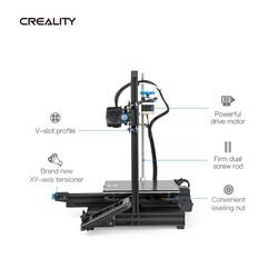 Creality Ender 3 V2 - Geliştirilmiş 3D Yazıcı - Thumbnail