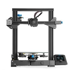 Creality 3D - Creality Ender 3 V2 - Geliştirilmiş 3D Yazıcı