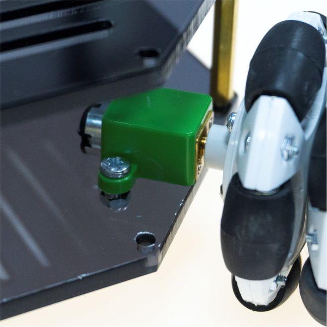 Cruise Mini Robot Platform with Omni Wheel