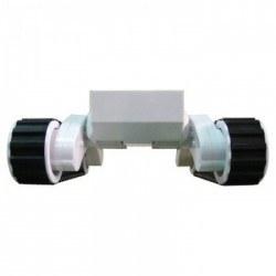 Dagu Rover5 2 Motorlu Paletli Mobil Robot Platformu - Enkoderli - PL-1551 - Thumbnail