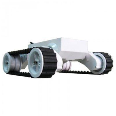 Dagu Rover5 2 Motorlu Paletli Mobil Robot Platformu (Enkodersiz) - PL-1550