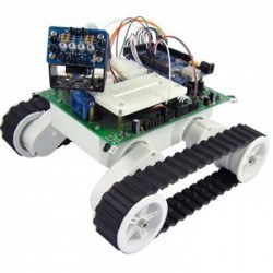 Dagu Rover5 - Mobile Robot Platform with 2 Motors (No Encoders) - Thumbnail