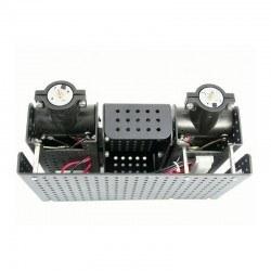 Dagu Wild Thumper 4WD Arazi Robotu Platformu (34:1) - PL-1566 - Thumbnail