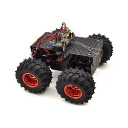Dagu - Dagu Wild Thumper 4WD Arazi Robotu Platformu (34:1) - PL-1566