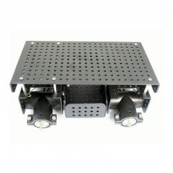 Dagu Wild Thumper 4WD Arazi Robotu Platformu (75:1) -PL1567 - Thumbnail