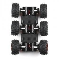 Dagu Wild Thumper 6WD Arazi Robotu Platformu (34:1) - PL-1554 - Thumbnail