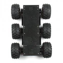 Dagu Wild Thumper 6WD Arazi Robotu Platformu (75:1) - PL-1563 - Thumbnail