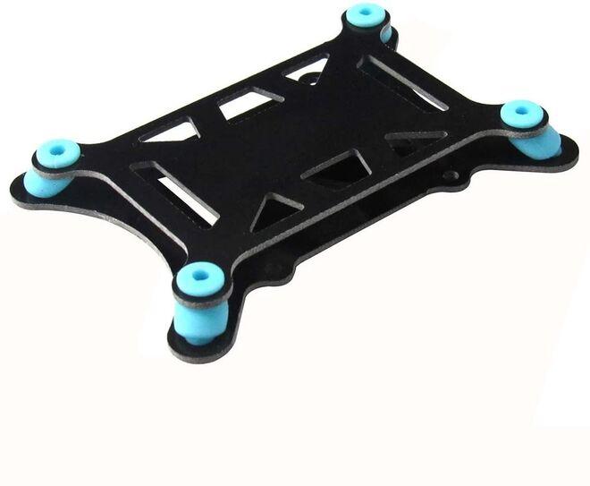 Darbe Emici Karbonfiber Platform (APM 2.6, APM 2.8, Pixhawk)