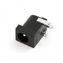 China - DC Barrel Female Power Jack - 2.5mm