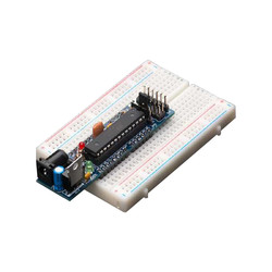 Adafruit - DC Boarduino Kit - Breadboard Arduino Kit