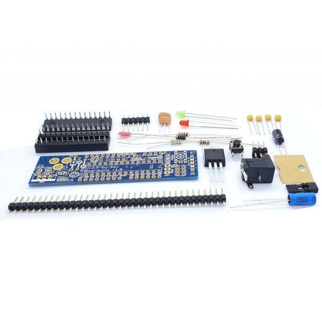 DC Boarduino Kiti - Breadboard Arduino Kiti