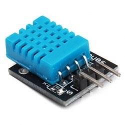 Robotistan - DHT11 Isı ve Nem Sensörü Kart