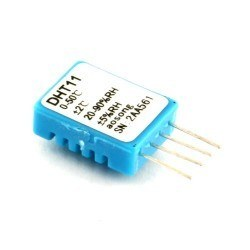 China - DHT11 Temperature and Humidity Sensor