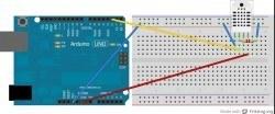 DHT22 Sıcaklık ve Nem Sensörü - AM2302 - Thumbnail