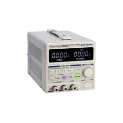 Marxlow - Digital 0-30 Volt 5 Ampere Power Supply with Memory (DPS-3005D)