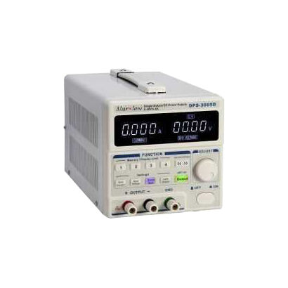 Digital 0-30 Volt 5 Ampere Power Supply with Memory (DPS-3005D)