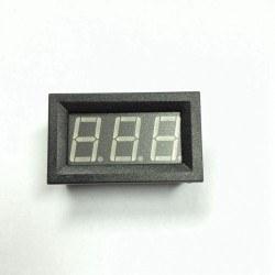 Digital Panel Ammeter 0-5A - Thumbnail