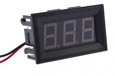 Digital Panel Voltmeter AC 30-500V