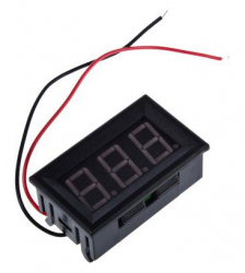 Digital Panel Voltmeter AC 30-500V - Thumbnail