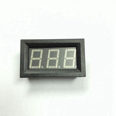 Dijital Panel Ampermetre 0-10 A