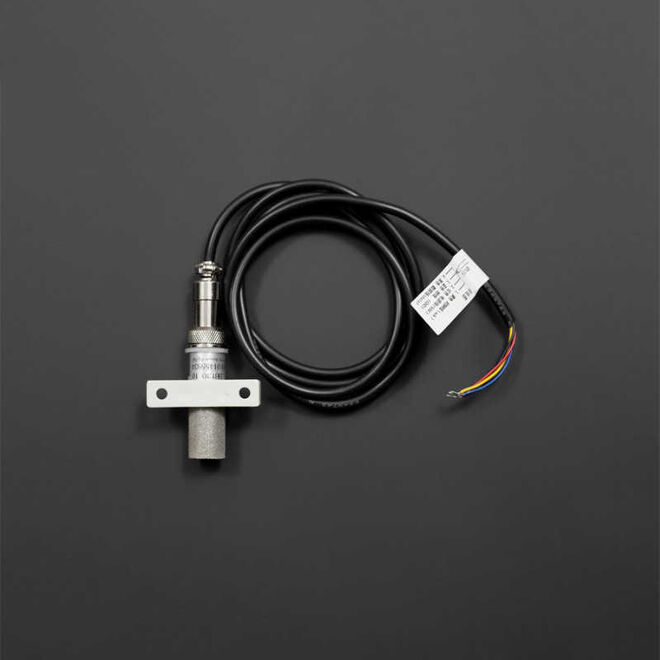 Dijital Sıcaklık ve Nem Sensörü (Paslanmaz Uç)