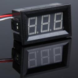 Dijital Panel Voltmetre DC 0-100 V - Thumbnail