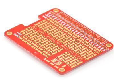 DIY Proto Shield for Raspberry Pi 2/B+