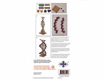 DNA Modeli Yapalım Deney Seti