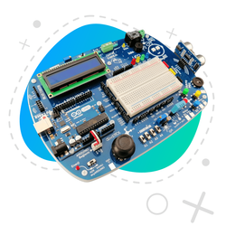 MekatronikLab - dnyARDUINO - ARDUINO Educational Set