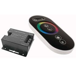 iLED - Dokunmatik RGB Şerit Led RF Kontrol Kumandası - 30A