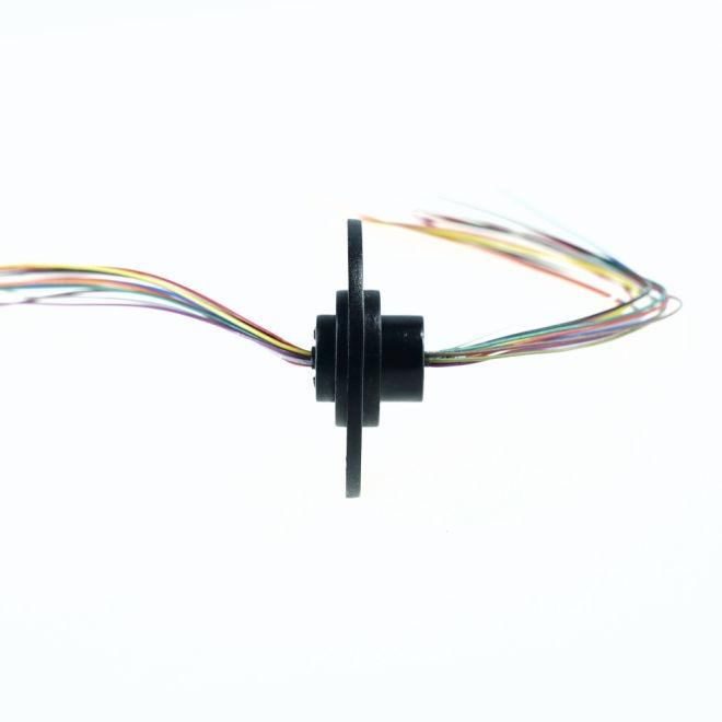 Döner Kablo Mafsalı, Flanşlı (12 Kablolu)