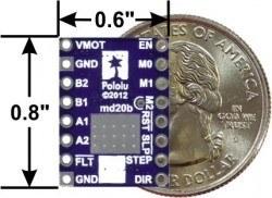 DRV8825 Step Motor Driver Board - Thumbnail