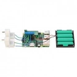 DRV8835 Çift Motor Sürücü Kiti (Raspberry Pi B+/2/3 Uyumlu) - PL-2753 - Thumbnail