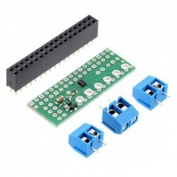 Pololu - DRV8835 Pair Motor Driver Kit (Compatible with Raspberry Pi B+)