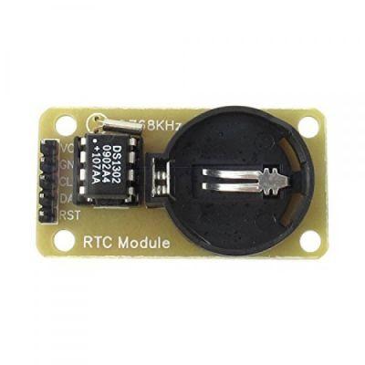 DS1302 Gerçek Zamanlı Saat Devresi Modülü - RTC Modülü