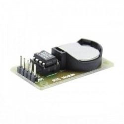 RTC Modül - DS1302 Gerçek Zamanlı Saat Devresi Modülü - Thumbnail