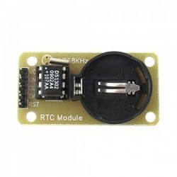DS1302 RTC Modul - Thumbnail