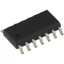 NSC - DS14C88 - SO14 SMD Entegre