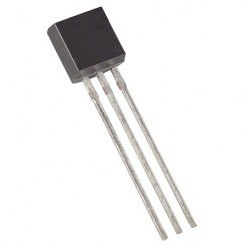 MAXIM - DS18B20 - TO92 DIP IC