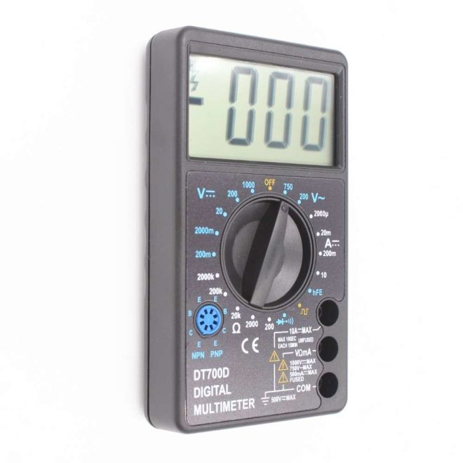 DT700D Digital Multimeter